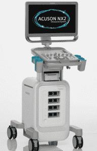 Ultraschallgerät Siemens Accuson NX2 cardio