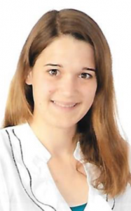 Mirjam Schowalter, Blockpraktikantin im Sommer 2019