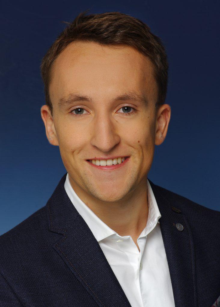 Alexander German, Famulant im August 2019