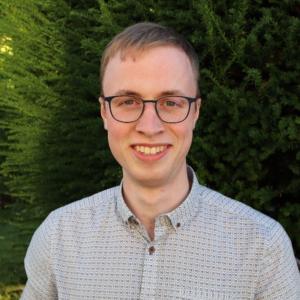 Marius Hurm, Famulant im Sommer 2020
