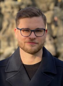 Florian Stockinger, Blockpraktikant im Frühling 2021