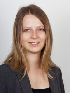 Lisa Endres Blockpraktikantin im Mai 2021