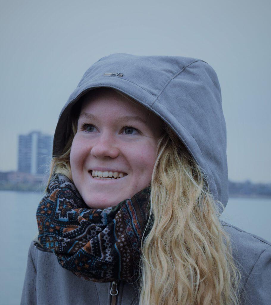 Madeleine Zeitler, Blockpraktikantin im Winter 2020/2021